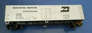 HO Scale Burlington Northern Refrigerator Mech Reefer WFEX 67908