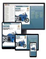 Suzuki GSF650/1250 Bandit & GSX650/1250F (2007-2014) Haynes Online Manual