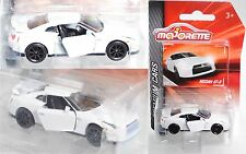 MAJORETTE 212053052 NISSAN GT-R blanc de collection Flyer 1:61 Premium Cars