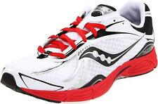 New! Saucony Men's Fastwitch 5 Road Running Shoes Red/White Size: 9 in box