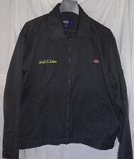 Vintage 1990's Dickies Sublime Concert Promo Tour Roadie Jacket Sz L ska-punk