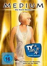 Medium - Die vierte Season [4 DVDs] von Aaron Lipsta... | DVD | Zustand sehr gut
