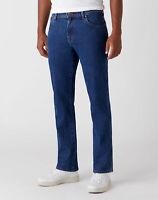 Wrangler Greensboro The Outlaw w15qp1132-Regular Fit Stretch Jeans Hommes