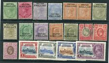 Postage Stamps Somaliland to 1936