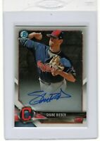 "2018 Bowman Chrome Prospect Auto.. ""Shane Bieber"" RC ""On Fire"" @LOOK@ PSA 10?"