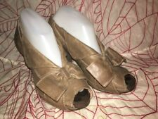 Anthropologie Anticipation Bow Heel by Miss Albright-8