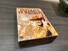 ULTIMATE TV WESTERNS  150 EPISODES DVD  NTSC ZONE 1