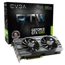 EVGA NVIDIA 08G-P4-6286-KR GeForce GTX 1080 FTW 8GB GDDR5X Graphics Card