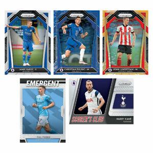 2020-21 - Premier League - Panini Prizm - EPL Soccer - Base Set Singles - U Pick