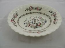 Myott Staffordshire INDIAN TREE Oval Vegetable Bowl  10""