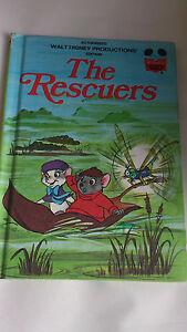 Disney : The Rescuers - Random House (1977)