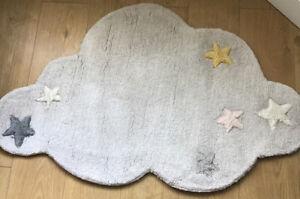 Mamas & Papas Dream Upon A Cloud Wool Nursery Rug 🌟
