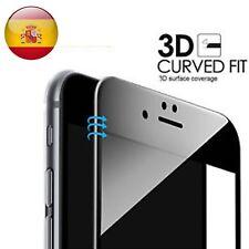 PROTECTOR PANTALLA COMPLETA CURVO 3D CRISTAL TEMPLADO PARA IPHONE 8 / 8 Plus