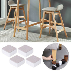 Multifunction Bed Risers Furniture Lifts Desk Sofa Feet Protector