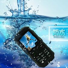 Rugged Outdoor IP67 Water Proof Walkie Talkie Dual Sim Quad Band Mobile Phone