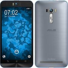 Coque en Silicone Asus Zenfone Selfie - 360° Fullbody bleu clair Case