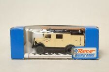 Roco 1439 Mercedes MB 1500 Red Cross Rot Kreuz Truck 1/87 Scale Plastic S14