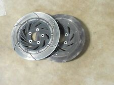 honda gl1200 goldwing 1200 front brake disks rotors 84 1985 aspencade interstate