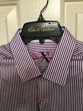 NWT Mens Robert Graham Long Sleeve Excalibur Shirt Size Small