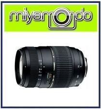 Tamron AF 70-300mm F/4-5.6 Di LD Macro 1:2 Lens For Canon Mount (M'sia)