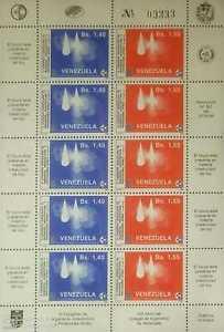 O) 1986 VENEZUELA, ARCHITECTURE - ARCHITECTS - ENGINEERS AND AFFILIATED PROFESSI