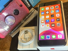 Apple iPhone 7 Plus (32gb) Sprint/ Boost/ Metro (A1661) Black/ PiNK {iOS13} 87%