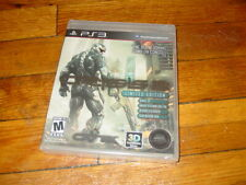 PS3 Crysis 2 Limited Edition (New Factory Sealed)