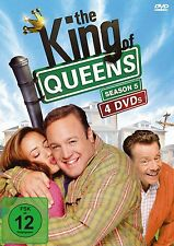 THE KING OF QUEENS, Season 5 (4 DVDs) NEU+OVP
