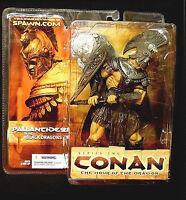 Conan Series 2 PALLANTIDES Action Figure McFarlane Toys New 2005  Amricons