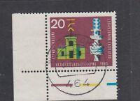 BRD Mi-Nr. 471 Eckrand / Ecke 3 - gestempelt