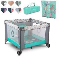 Lionelo Fie Laufstall Laufstall Baby Baby Bett Reisebett Baby ab Geburt bis 15 k