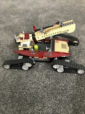 Lego Dino Attack 7476 Iron Predator Complete without Dinosaur