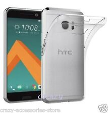 Soft Gel Clear Transparent Case Cover For HTC 10 | HTC One M9 M8 M7