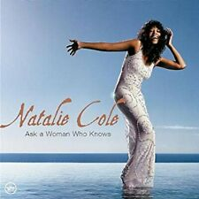 Ask a Woman Who Knows By Natalie Cole  , Music CD