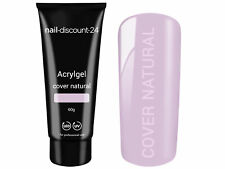 XXL Poly AcrylGel cover natural pink 60g Tube Dual System Primer Liquid rosa
