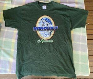 Volcom Mens/Unisex Honolulu T-Shirt - Size XL - Free Post