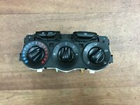 Vauxhall Corsa E 1.4 2015 Heater Climate Control Panel With AC 466119570