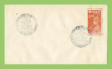 Cover Brazilian Stamps