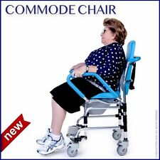 Commode Chair With Sit Assist Technology- ERGOACTIVES