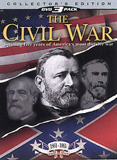 CIVIL WAR: Blood & Honor-Collector's Edition NEW 3 DVD