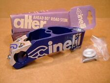 New-Old-Stock Cinelli Alter Stem...Team Asics Blue/Gray (130 mm x 26.0 mm)