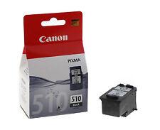 CARTUCCIA CANON PG 510 NERO 9ml ORIGINALE PIXMA IP2702 MX360 MP252 MP272