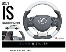 2013 2014 2015 LEXUS IS250 IS350 IS300h F-SPORT REAL CARBON STEERING WHEEL STICH