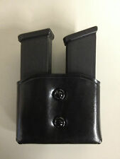 Galco DMC ( Double Magazines Carrier) Black .45, 10mm Single Stack #DMC26B