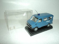 OLD   CARS  -  FIAT   DAILY    POLIZIA   -   MIB