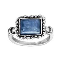 Silpada 'Gentiana' Natural Kyanite Ring in Sterling Silver