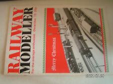 **1c Railway Modeller December 73 Robert Barton / R M Drake Brockman
