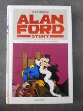 ALAN FORD STORY n° 123 (contiene i nn° 245 e 246) - MONDADORI CARTONATO - NUOVO