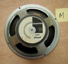 Celestion G12T Guitar Speaker Marshall 8 Ohms 75 Watts Classic Power Rock Blues