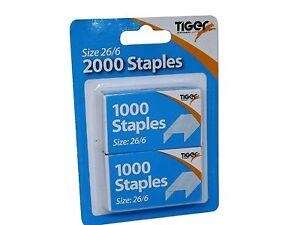 STAPLES Stationary Desk Work Refills Fit Standard Office Supplies Business X2000